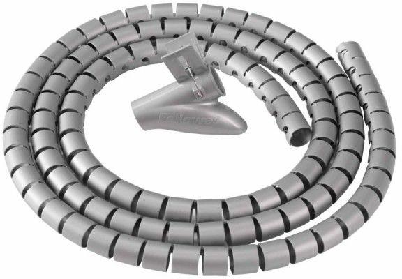 Cablezip organizator do organizowania i ochrony kabli długość 2m Fellowes, srebrny, 9929801 -  Rabaty  Porady  Hurt  Autoryzowana dystrybucja  Szybka dostawa