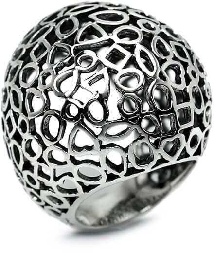 Srebrny pierścionek SSS4814