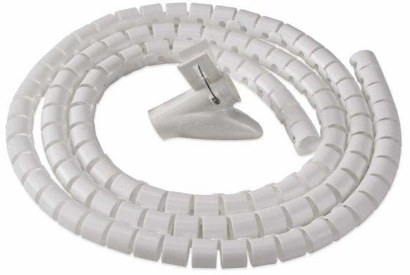 Cablezip organizator do organizowania i ochrony kabli długość 2m Fellowes, biały, 9929901 -  Rabaty  Porady  Hurt  Autoryzowana dystrybucja  Szybka dostawa