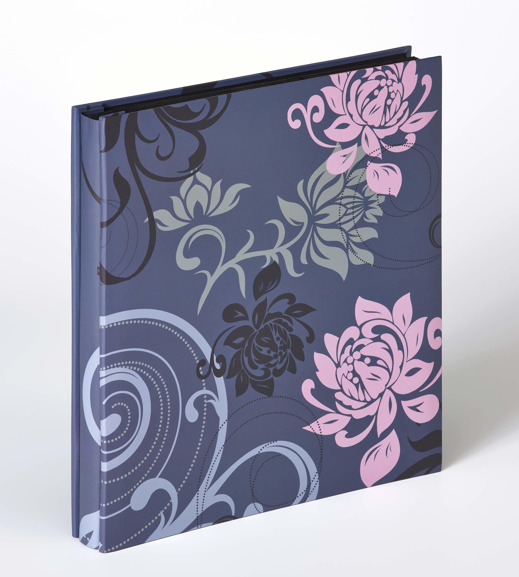 Album wkładany Grindy Trend, niebiesko-szary, 400 zdjęć 10x15 cm
