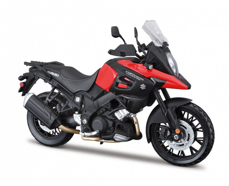 Motocykl Suzuki V-Strom 1/12