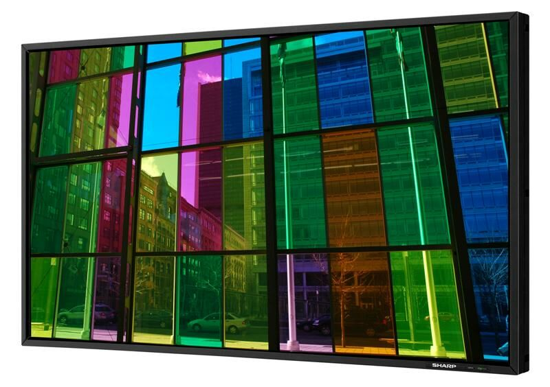 Wielkoformatowy monitor LCD 42 cali (106 cm) Sharp PN-E421 (PNE421)+ UCHWYTorazKABEL HDMI GRATIS !!! MOŻLIWOŚĆ NEGOCJACJI  Odbiór Salon WA-WA lub Kurier 24H. Zadzwoń i Zamów: 888-111-321 !!!