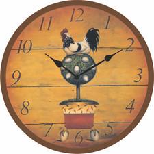 Zegar naścienny MDF #612