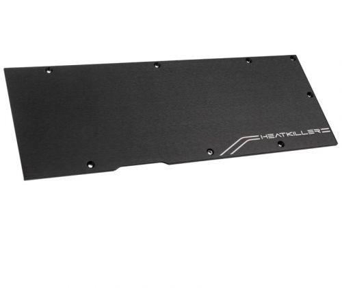 Watercool Heatkiller IV eBC Backplate dla kart Radeon RX 5700 / XT - czarny