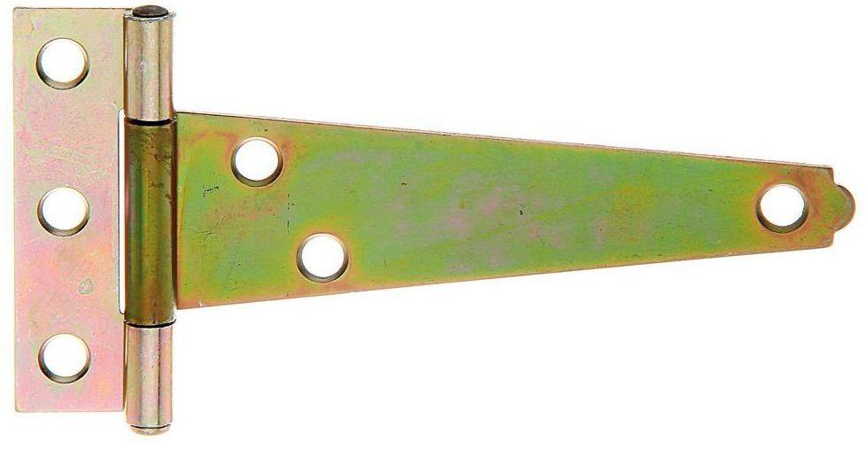 Zawias krzyżowy 100 x 60 mm przykręcany ocynkowany
