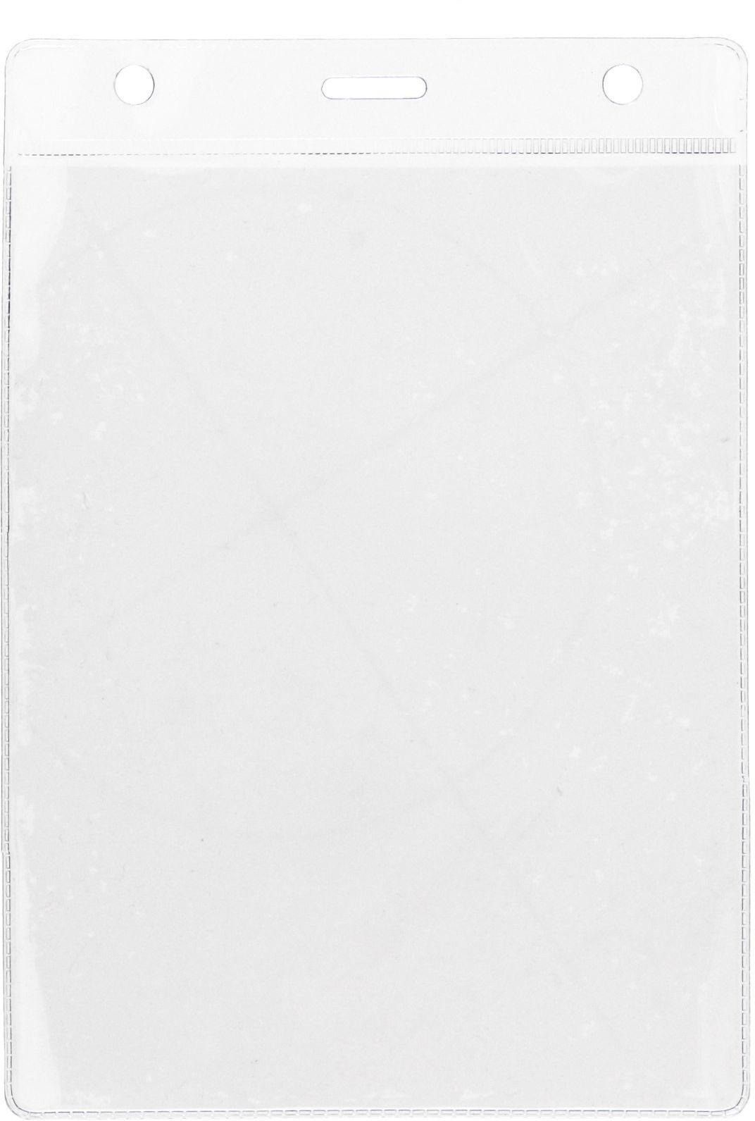 Kieszonka - identyfikator targowy 115x165 Argo