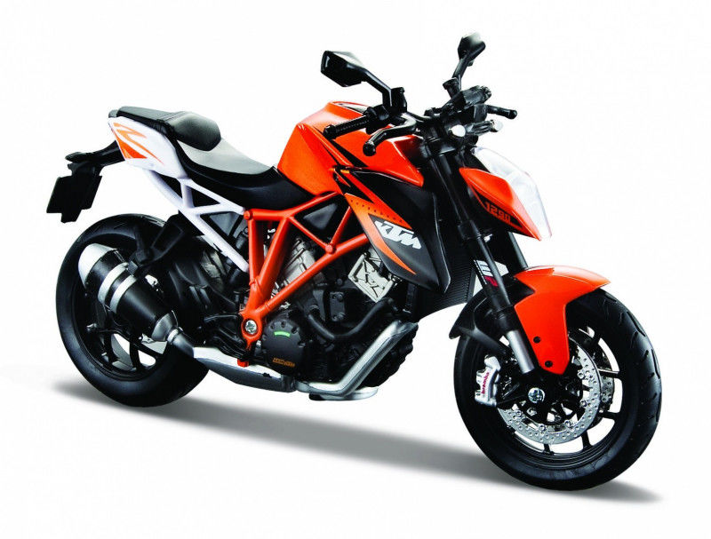 Motocykl KTM 1290 Super Duke R 1/12