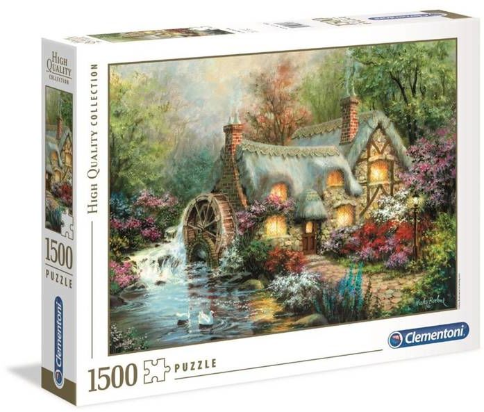 Puzzle 1500 HQ Country Retreat