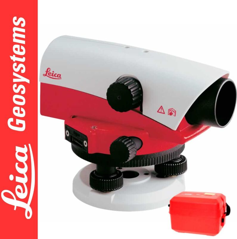 Niwelator optyczny serii Leica NA720 / NA724