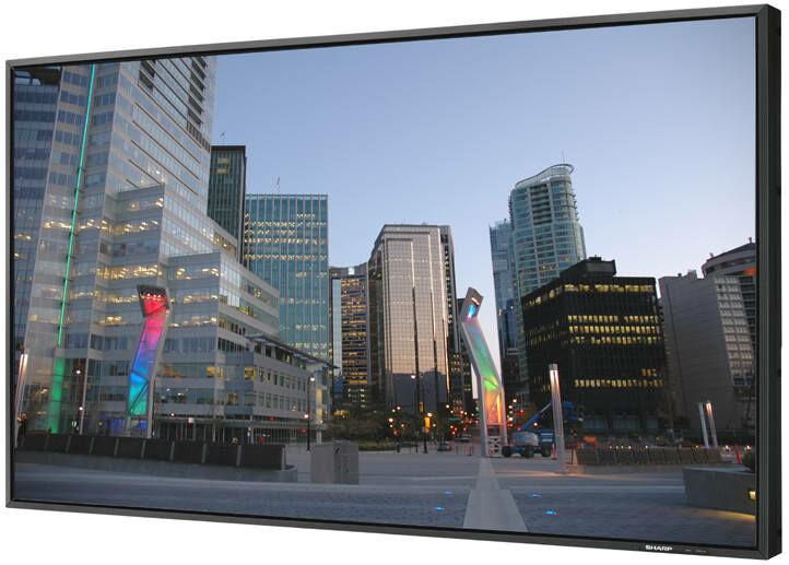 Wielkoformatowy monitor LCD 60 cali (152 cm) Sharp PN-E601+ UCHWYTorazKABEL HDMI GRATIS !!! MOŻLIWOŚĆ NEGOCJACJI  Odbiór Salon WA-WA lub Kurier 24H. Zadzwoń i Zamów: 888-111-321 !!!