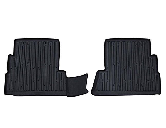 wykładziny / dywaniki podłogi gumowe Kuga II ''16-> para tył