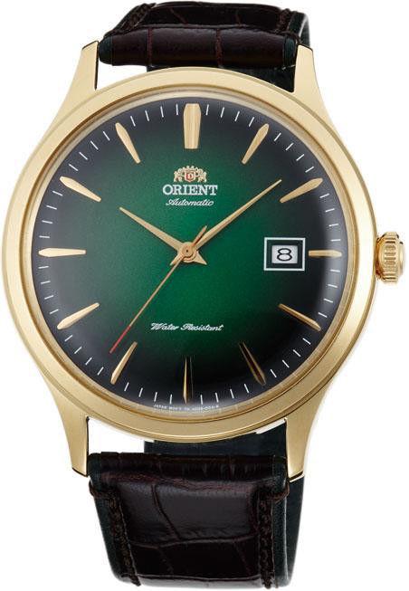 Zegarek Orient FAC08002F0 Bambino Version 4 Classic Automatic - CENA DO NEGOCJACJI - DOSTAWA DHL GRATIS, KUPUJ BEZ RYZYKA - 100 dni na zwrot, możliwość wygrawerowania dowolnego tekstu.
