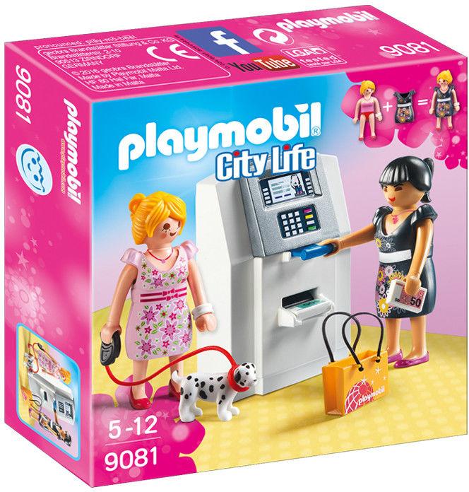 Playmobil - Bankomat 9081