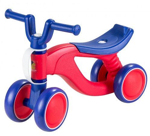 Rowerek biegowy Twistride czerwony