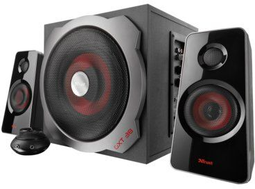 Głośniki TRUST GXT 38 2.1 Subwoofer Speaker Set