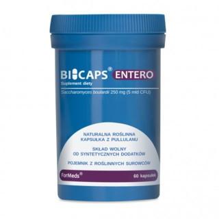 BICAPS ENTERO 60kaps. Saccharomyces boulardii DBVPG