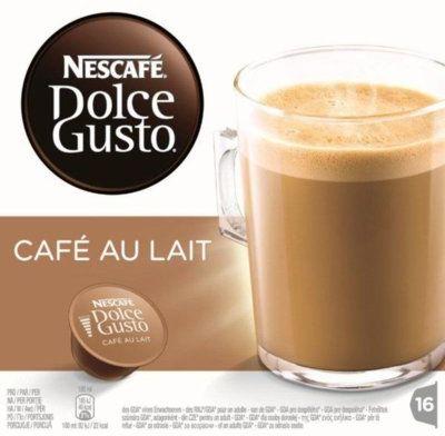 Kapsułka NESCAFE Dolce Gusto Cafe Au Lait. Kup taniej o 40 zł dołączając do Klubu