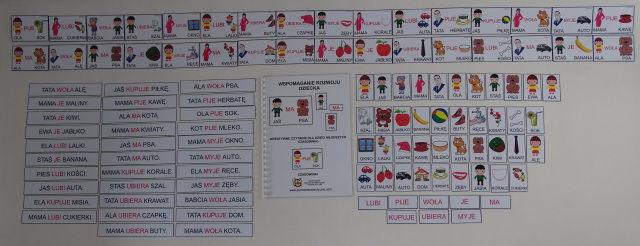 Kreatywne czytanie dla dzieci młodszych - czasowniki
