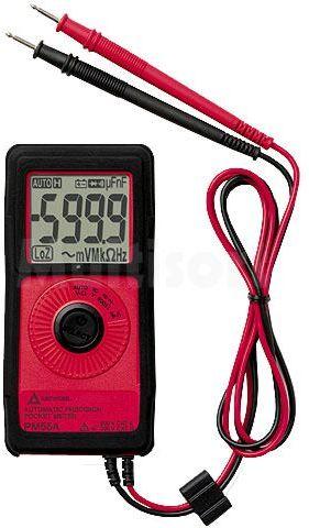 Multimetr cyfrowy BEHA-AMPROBE PM55A LCD (6000) 5x/s V DC 1mV...600V
