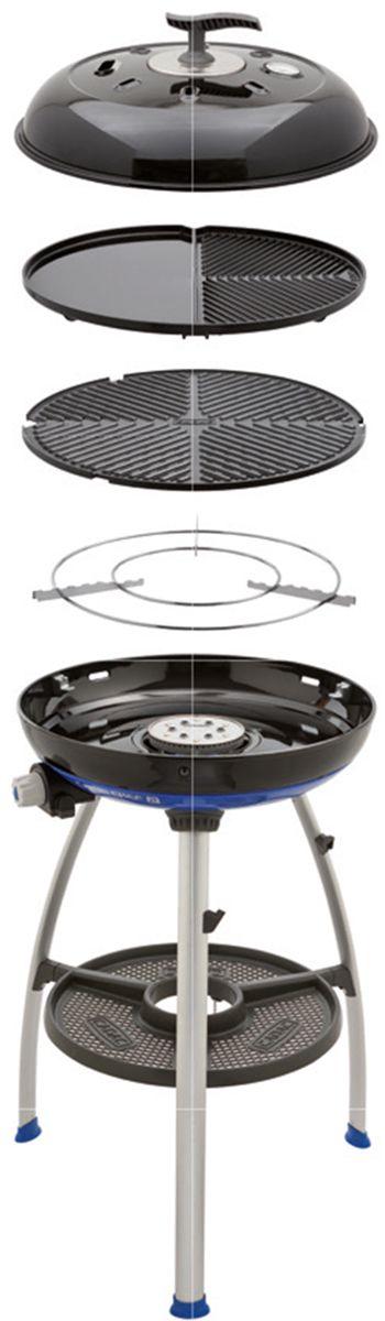 Grill gazowy CADAC BBQ Carri Chef COMBO