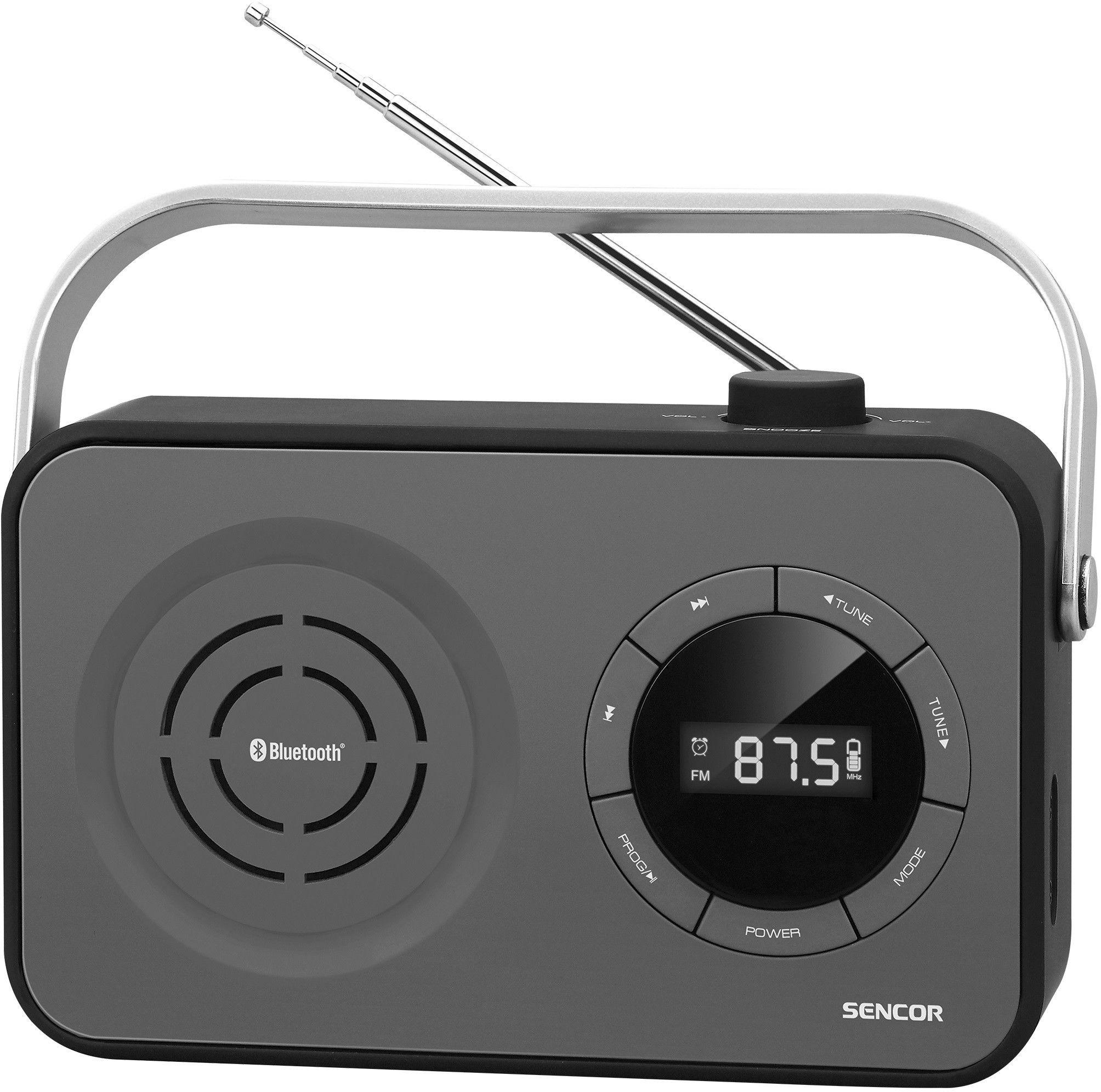 Sencor SRD 3200B radio