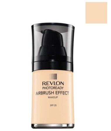 Revlon Photoready Airbrush Effect Podkład w płynie 001 Ivory - 30ml Do każdego zamówienia upominek gratis.