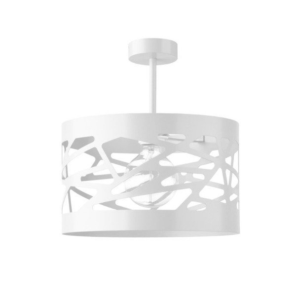 Lampa MODUŁ FREZ plafon biała 30cm