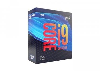 INTEL Core i9 i9-9900KF Coffee Lake 3600 MHz Cores 8 16MB Socket LGA1151 95 Watts BOX BX80684I99900KFSRG1A ()