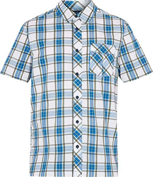 McKINLEY Męska bluzka Astra Ux, 902 Multicolor/Bluer, 3XL