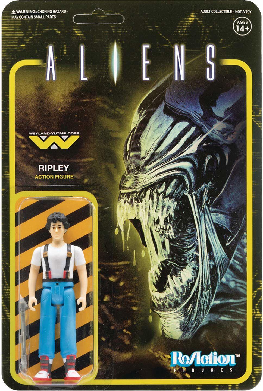 Aliens ReAction Figure - Ripley