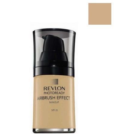 Revlon Photoready Airbrush Effect Podkład w płynie 004 Nude - 30ml Do każdego zamówienia upominek gratis.