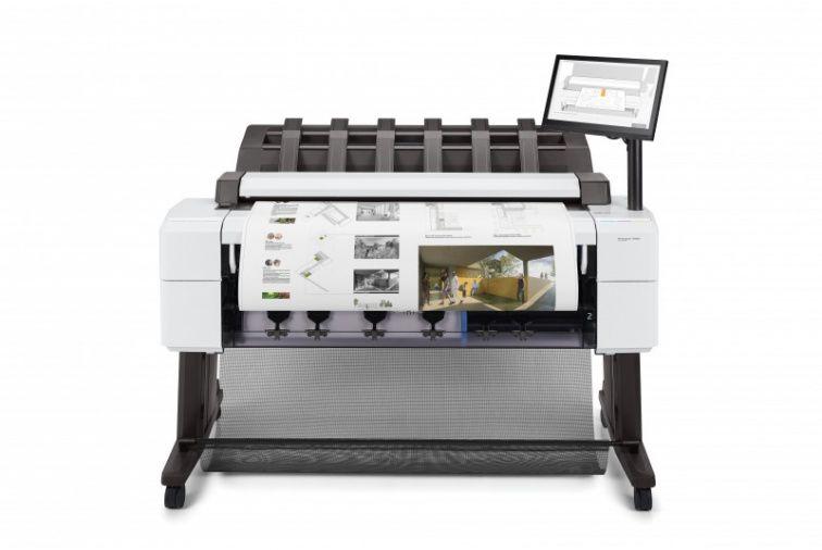 "Ploter HP DesignJet T2600dr PostScript Multifunction Printer (36"") (3EK15A#B19)"