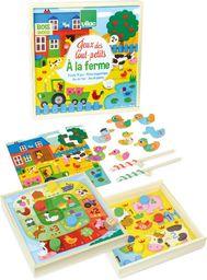 Vilac vilac6223 Farm Tiny Tots zestaw do gry