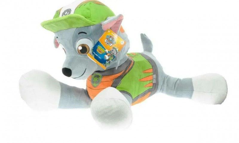 Maskotka Paw Patrol Dino Rescue 53 cm, Rocky
