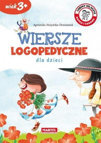 Wiersze logopedyczne dla dzieci Agnieszka Nożyńska-Demianiuk