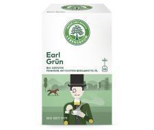 Herbata zielona EARL GREY ekspresowa BIO (20x1,5g) Lebensbaum