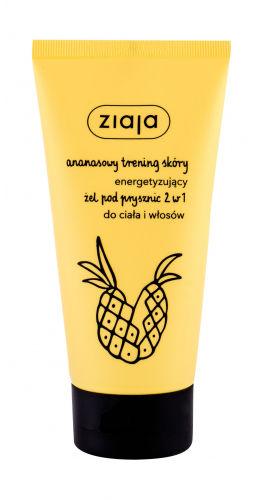 Ziaja Pineapple 2in1 żel pod prysznic 160 ml dla kobiet