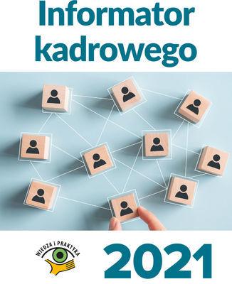 Informator kadrowego 2021 - Ebook.