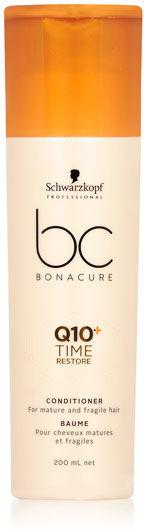 Schwarzkopf BC Q10+ Time Restore Odżywka do włosów dojrzałych i delikatnych 200 ml