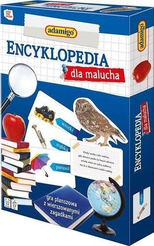 Encyklopedia dla malucha Quiz