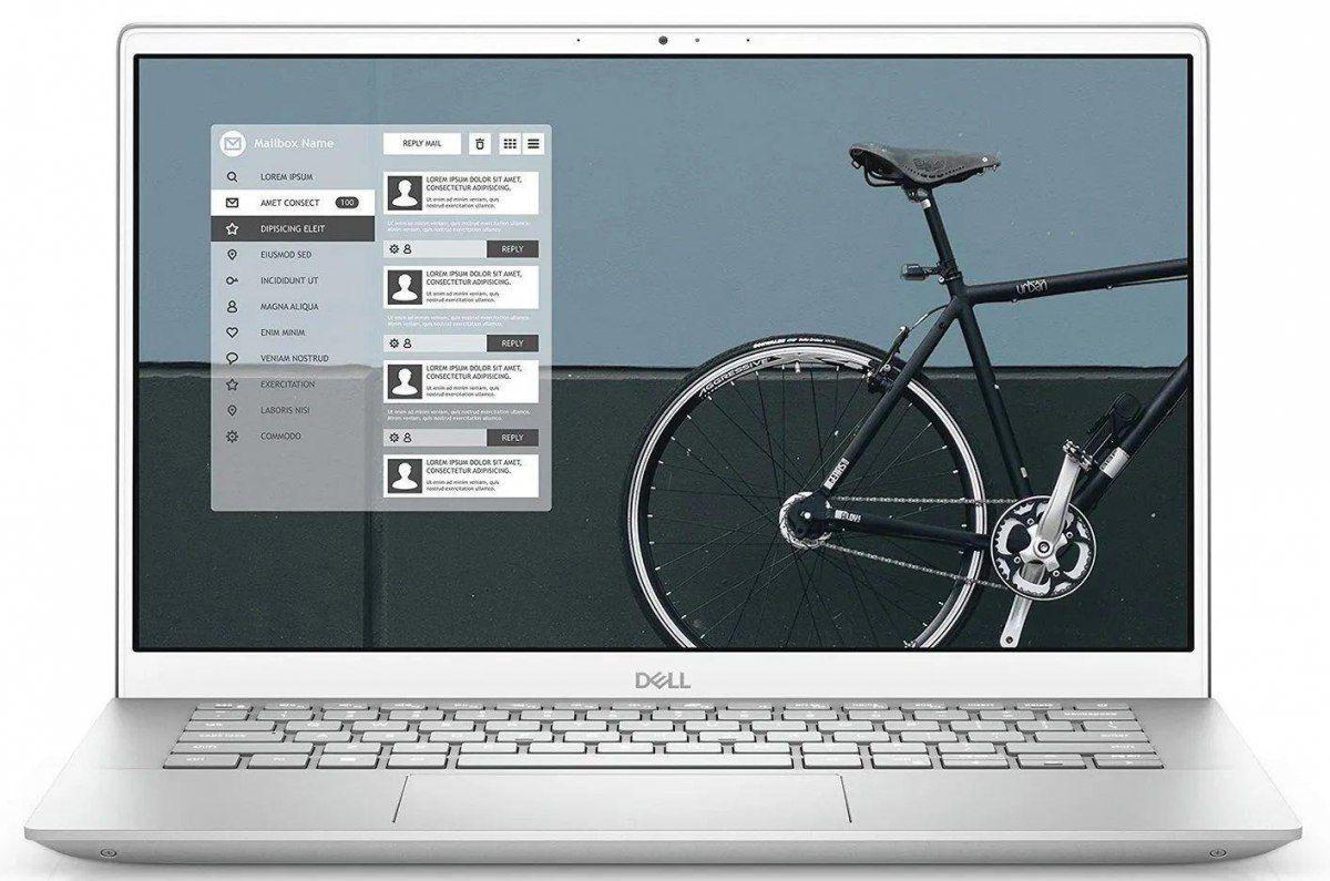 "Notebook Dell Inspiron 5402 14"" FHD/i3-1115G4/4GB/SSD256GB/UHD/ Silver"
