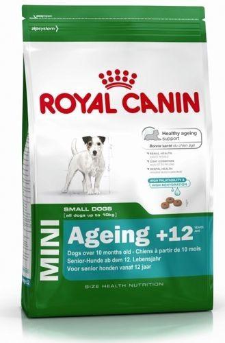 ROYAL CANIN Mini Ageing + 12 800g