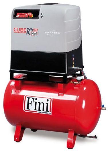 Kompresor śrubowy Fini CUBE 10-10/500