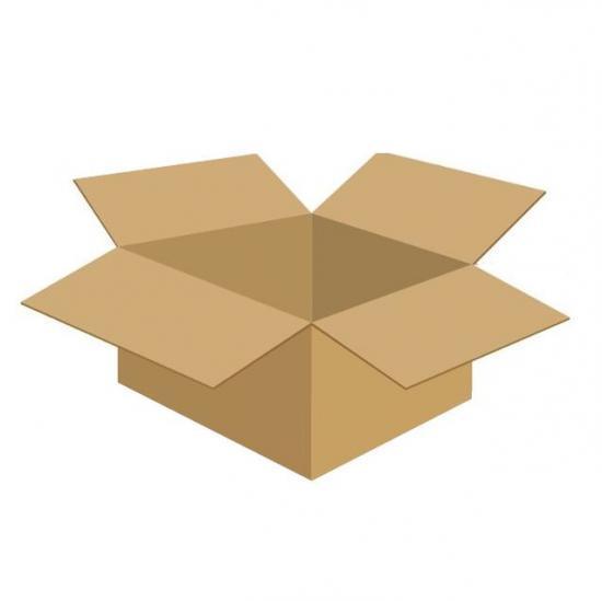 Karton klapowy tekt 3 - 420 x 340 x 180 410 g/m2 fala B