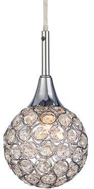 Lampa wisząca Cora 107066 Markslojd kryształowa oprawa wisząca