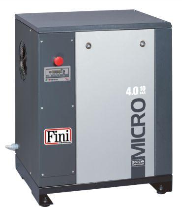 Kompresor śrubowy Fini MICRO 4,0-10