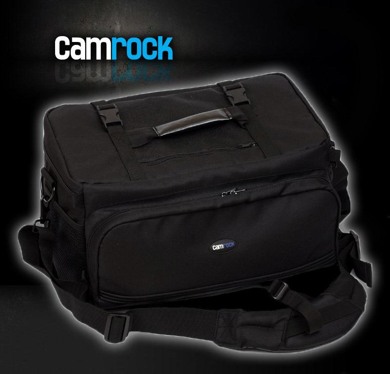 Camrock Tank X60 - największa torba do sprzętu fotograficznego Camrock Tank X60