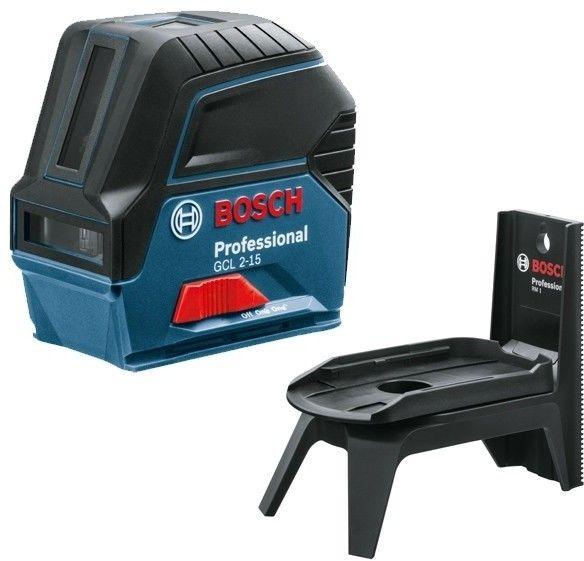 Laser krzyżowo-punktowy Bosch GCL 2-15