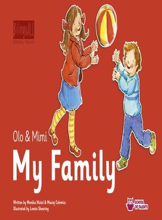 My Family. Nauka angielskiego dla dzieci 2-7 lat - Audiobook.