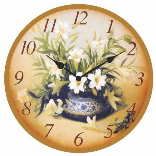 Zegar naścienny MDF #618